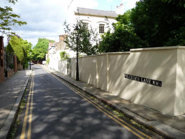 Pilgrim's Lane, Hampstead, London NW3