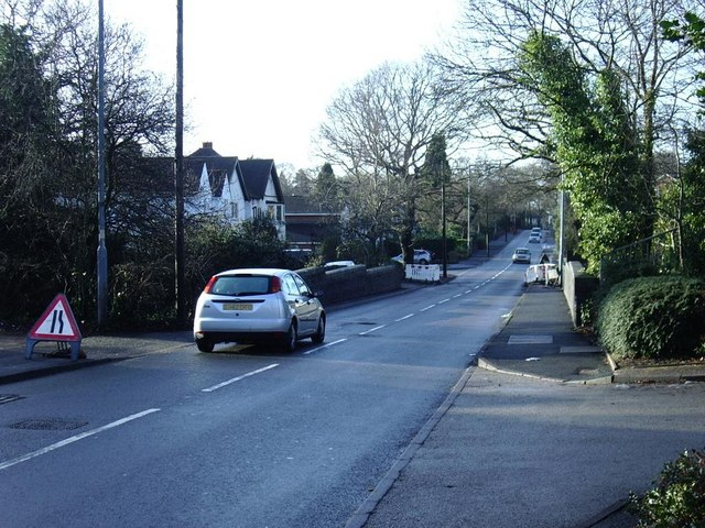 Road bridge, Penns Lane