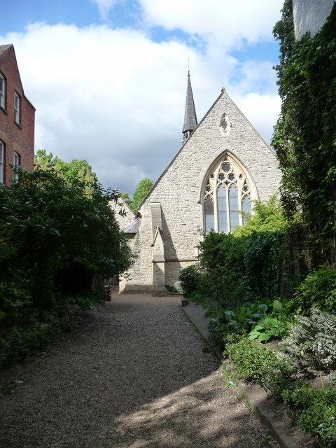Rosslyn Hill Chapel, London NW3