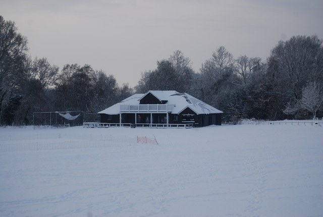 Cricket Pavilion, Tunbridge Wells Common