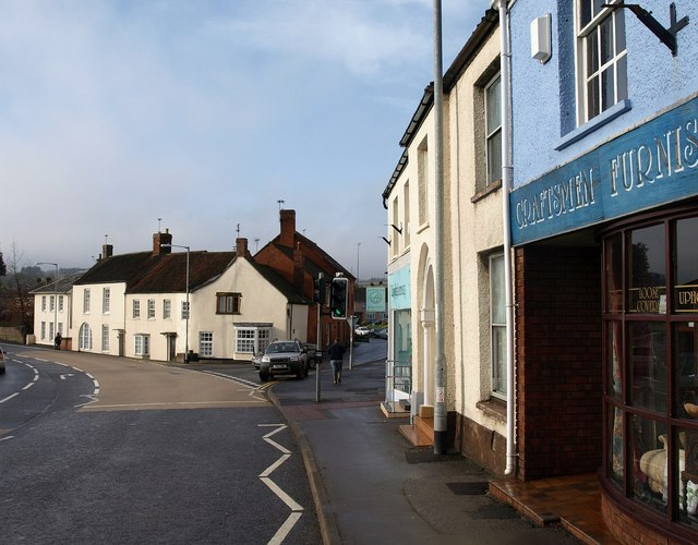 Fore Street, North Petherton