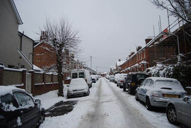 Icy Whitefield Rd