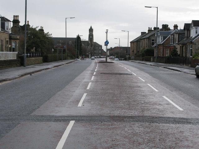 Glasgow Road, Blantyre (A724)