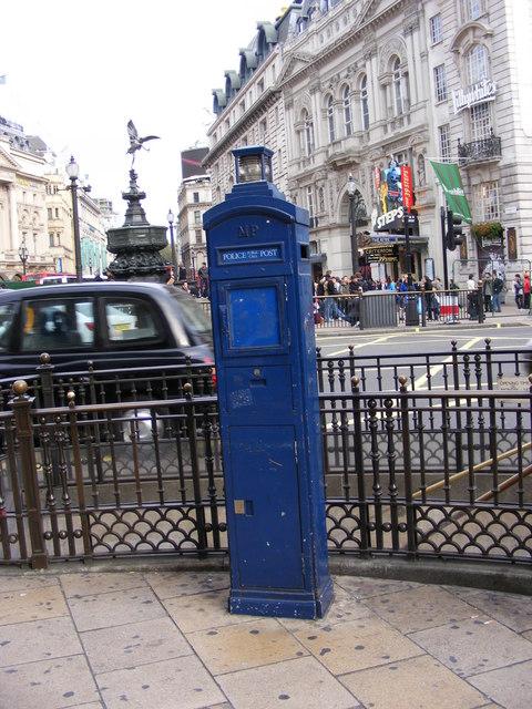 Eros Police Box