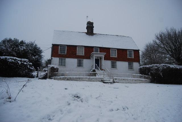 Farmhouse, Smockham Farm
