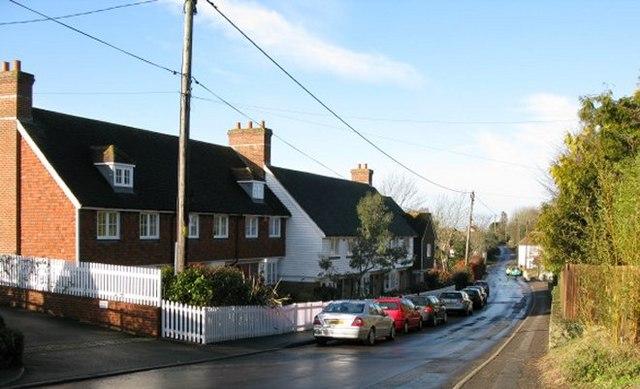 Clap Hill, Aldington