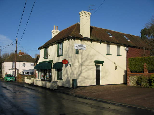 Aldington Post Office and store