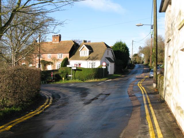 Frith Road off Bank Road