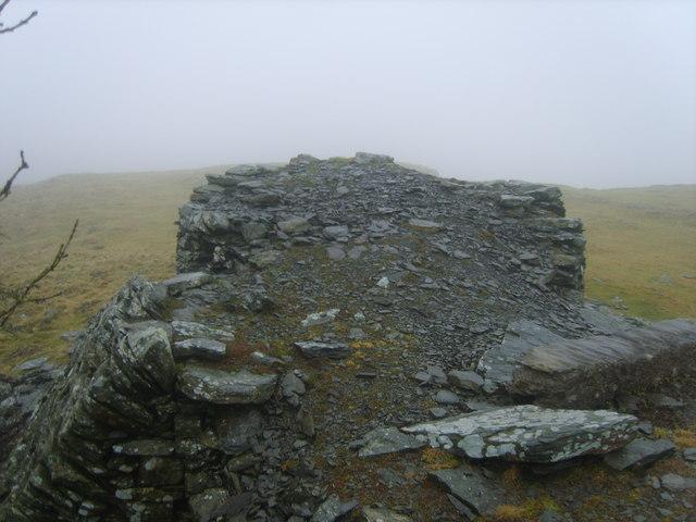Tower on Newton Fell