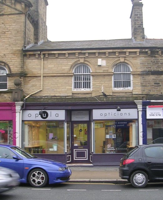 opula opticians - Bradford Road