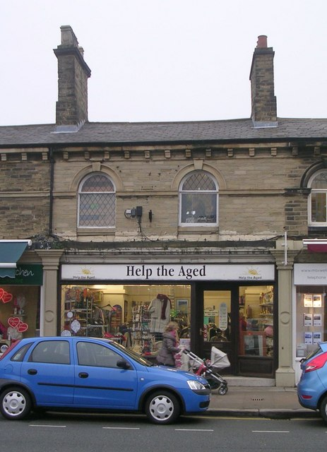 Help the Aged - Bradford Road