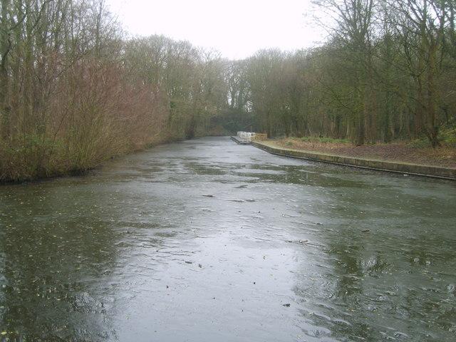Quarry Arm, Lancaster Canal