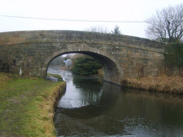 Bridge 135, Lancaster Canal