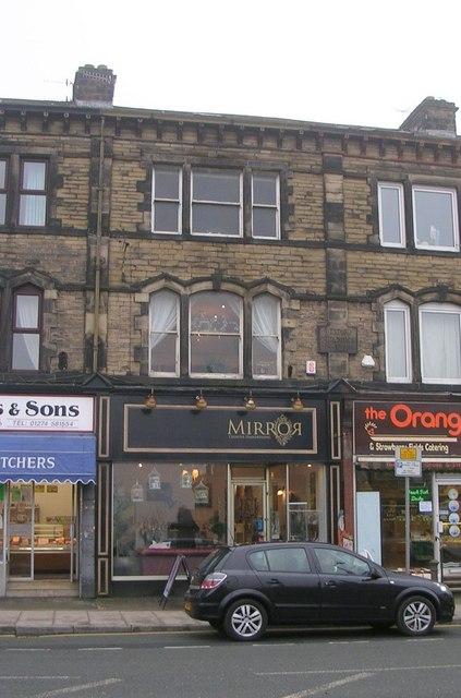 Mirror - Bradford Road