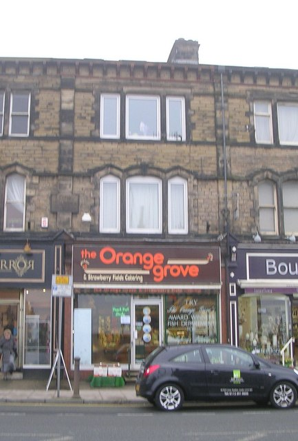 the Orange grove - Bradford Road