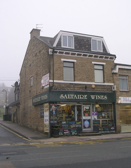 Saltaire Wines - Bradford Road