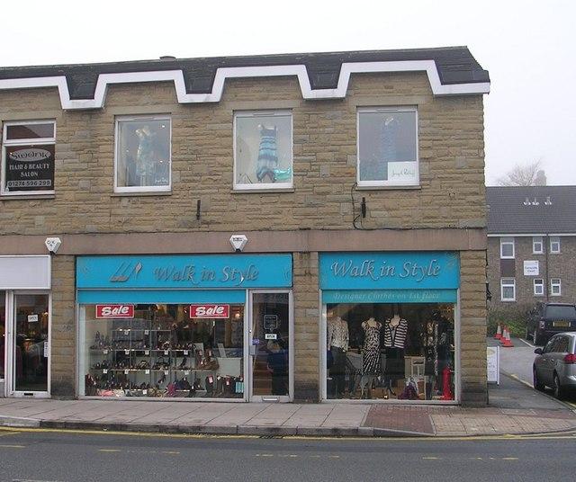 Walk in Style - Bradford Road