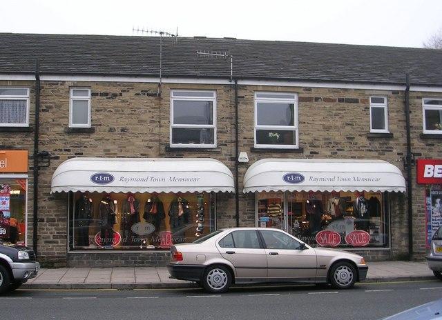 Raymond Town Menswear - Bradford Road