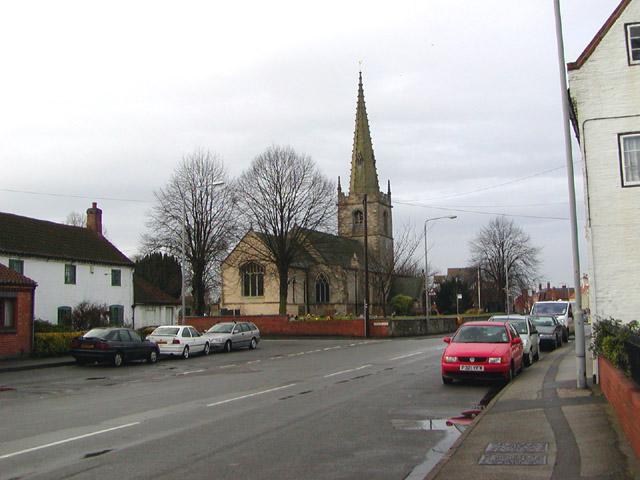 St. Giles Church, Balderton