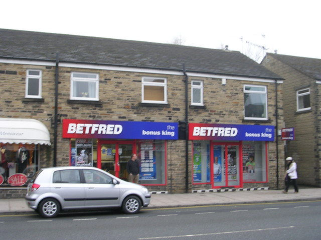 BetFred - Bradford Road