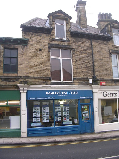 Martin & Co - Saltaire Road
