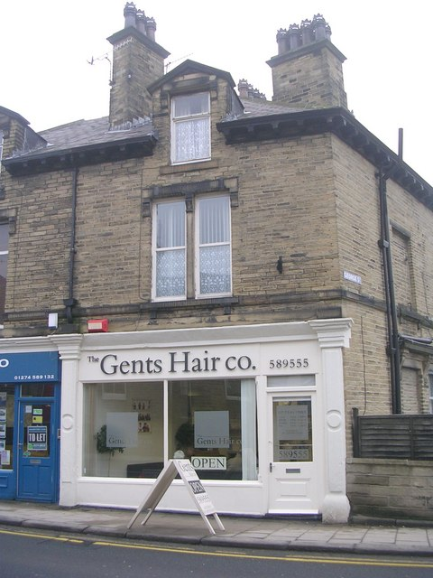 The Gents Hair Co - Saltaire Road