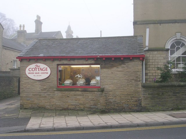 The Cottage Unisex Hair Centre - Saltaire Road