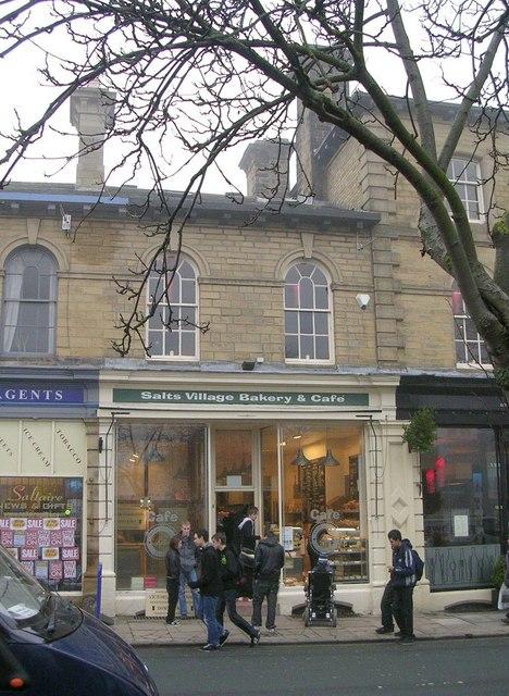 Salts Village Bakery - Victoria Road