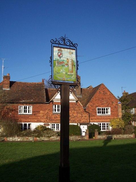 Brasted Village Sign