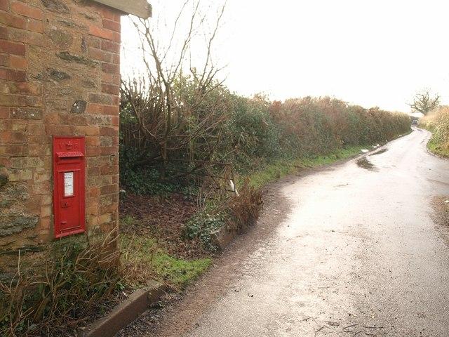 Postbox, Shearston