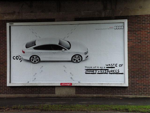Vorsprung durch Graffit