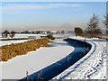 SD7807 : Bury & Bolton Canal by David Dixon
