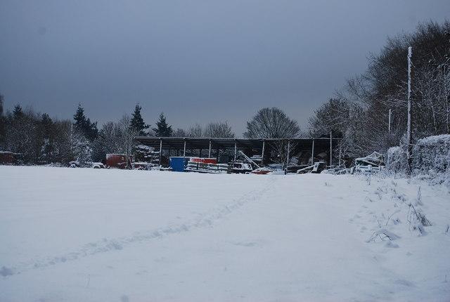 Barn, Broomhill Farm