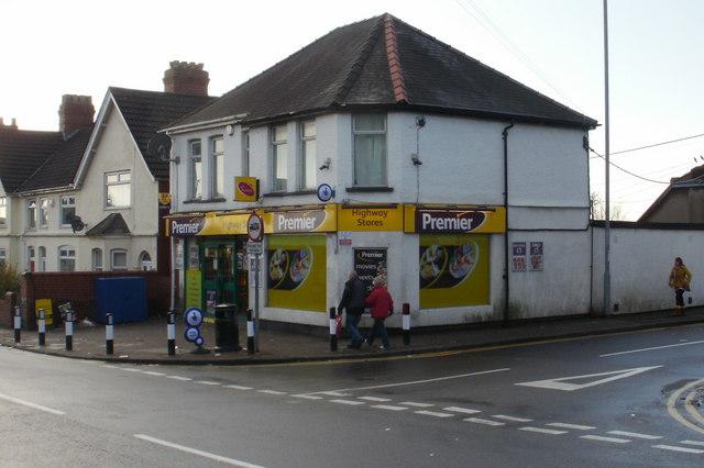Highway Stores, New Inn
