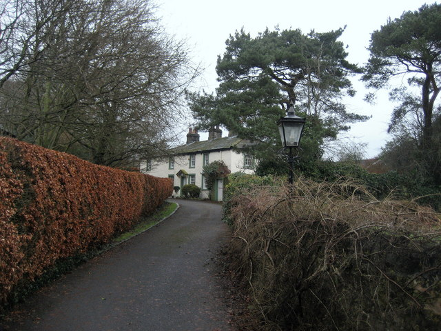 A Quiet Corner of Waddington