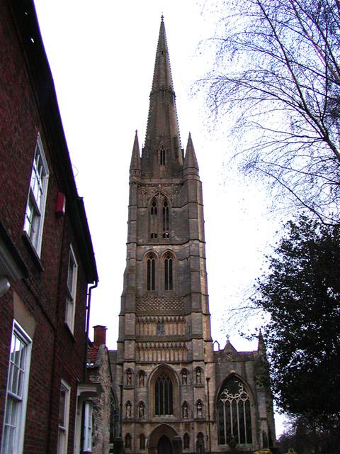 St. Wulfram's Church