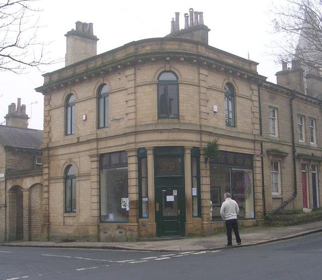 Vicars cafe - Victoria Road