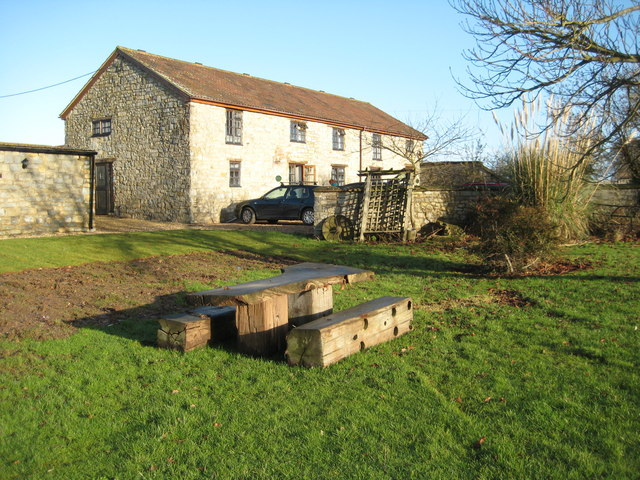 Meare Court Farm, Meare Green