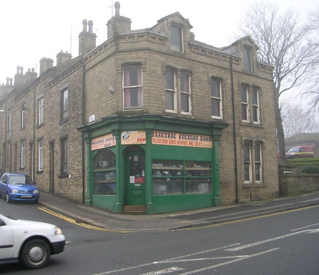 Electric Picture Shop - Saltaire Road