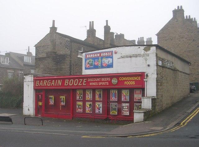 Bargain Booze - Saltaire Road