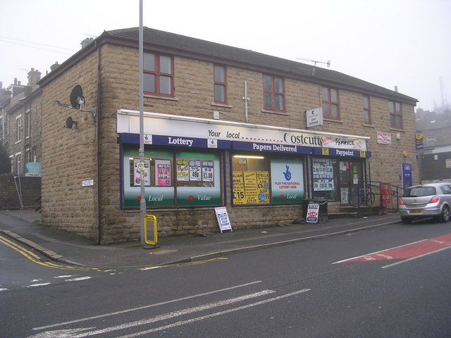Costcutter - Saltaire Road