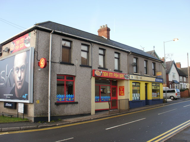 New Inn Fish Bar and Cartridge World