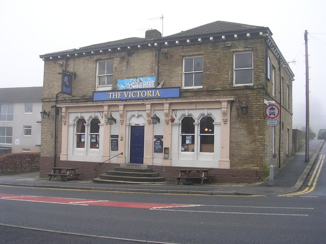 The Victoria - Saltaire Road