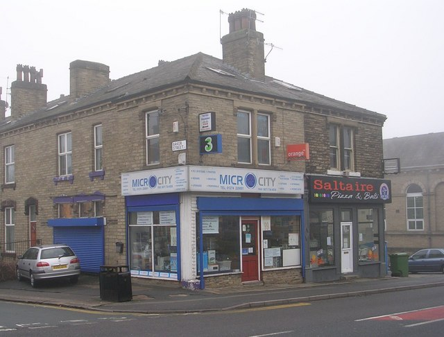 Micro City - Saltaire Road