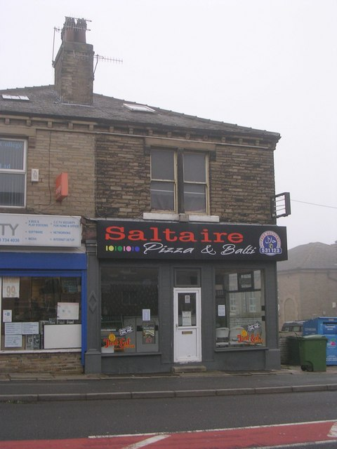 Saltaire Pizza & Balti - Saltaire Road