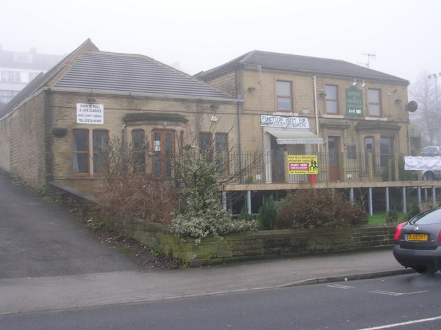 Shipley & District Social Club - Saltaire Road