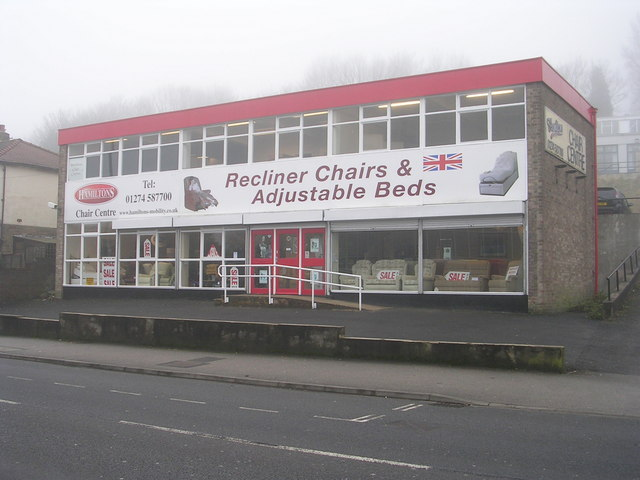 Hamiltons Chair Centre - Saltaire Road