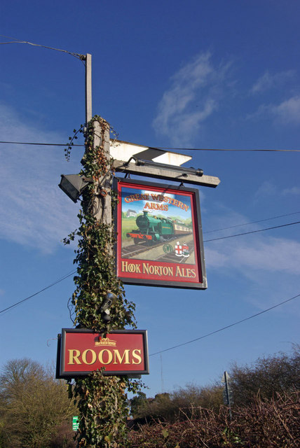 The Great Western Arms, Aynho