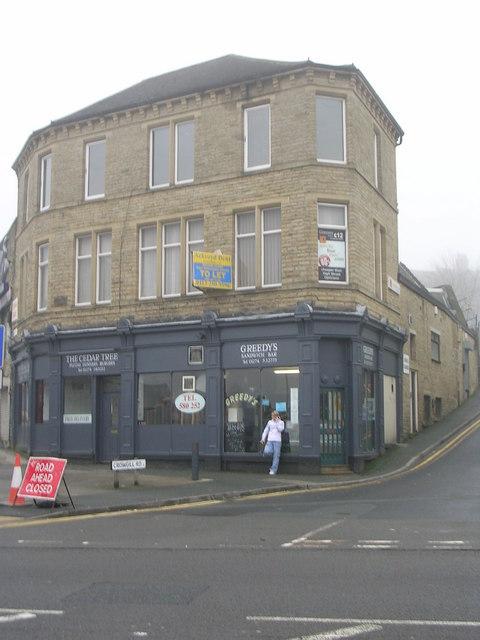 Greedy's Sandwich Bar - Saltaire Road