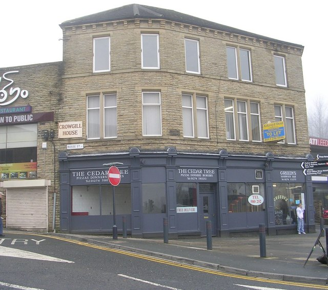 The Cedar Tree - Saltaire Road